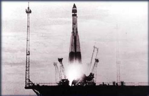 4 octobre 1957 - Lancement de Spoutnik
