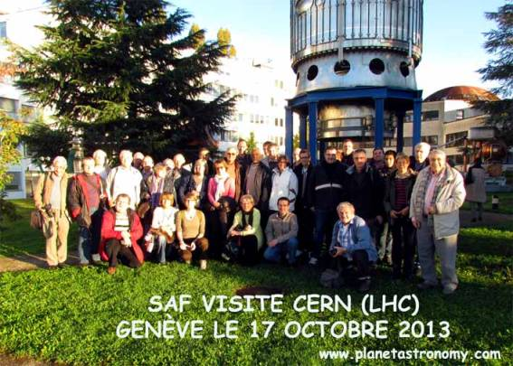 Acces Direct Lobservatoire De Geneve Le CERN Et LHC Generalites Lexperience ATLAS Les Aimants La Salle LAMS Conference